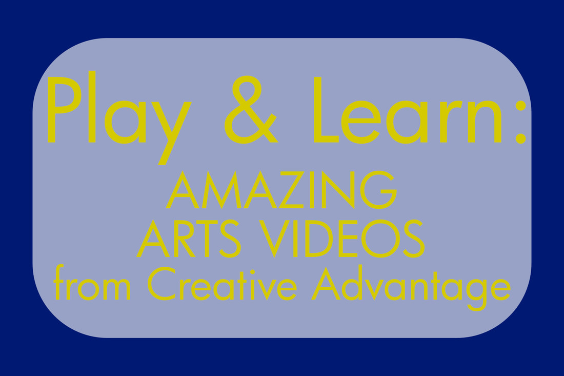 Play & Learn: Amazing Arts Videos from Creative Advantage